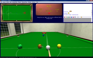 3D Quick Snooker break