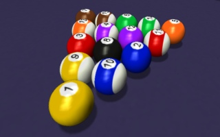 9 ball pack - rack 'em up